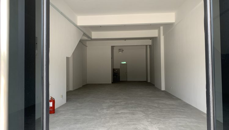 ground inside view