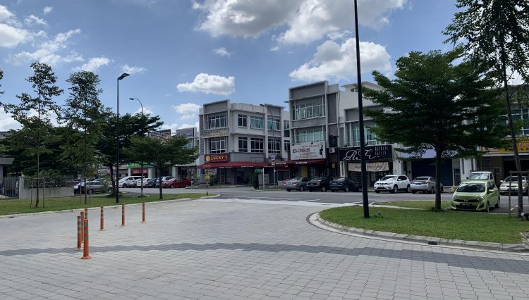 facing shop